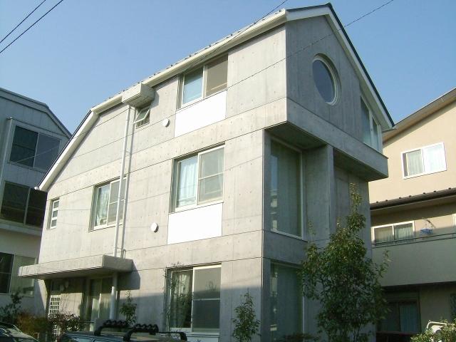 コンクリートと木の家|二子玉川の新築は設計事務所と建てる大栄工業コンクリートと木の家|二子玉川の新築は設計事務所と建てる大栄工業