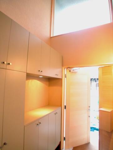 コンクリートと木の家|二子玉川の新築は設計事務所と建てる大栄工業