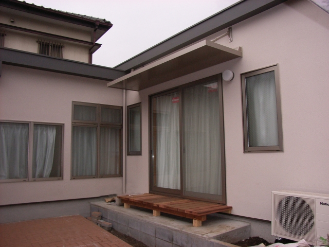 将来を見据えた二世帯平屋の家|阿佐ヶ谷の平屋、建替えは大栄工業