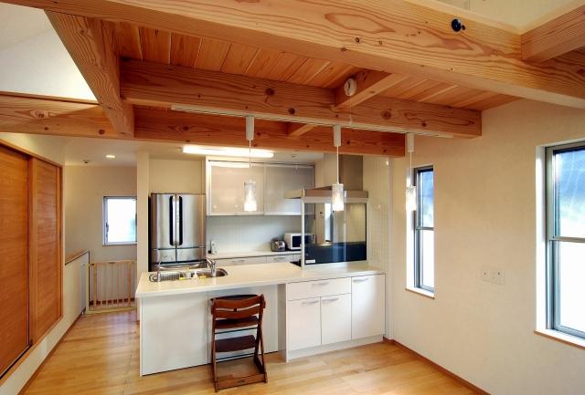 空間収納のある家|中野区南台に家を建てる。戸建てなら大栄工業に