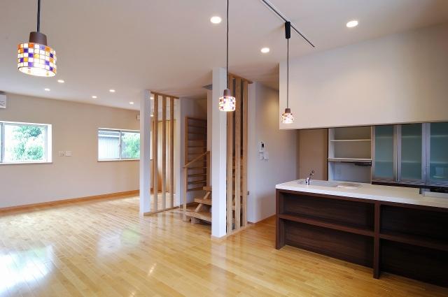 収納が楽しい家|中野区中央の注文住宅、設計事務所がつくる注文住宅は大栄工業に