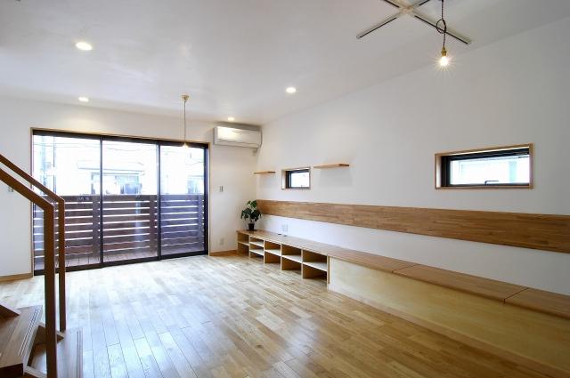 そよ風の家|早稲田の新築、新築を建てる工務店の大栄工業