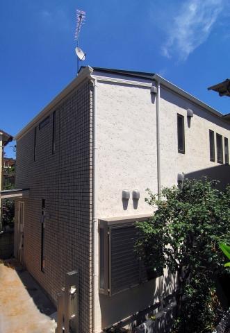 余丁町の家(二世帯住宅)|余丁町の新築、二世帯住宅は大栄工業