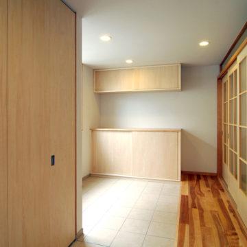 世田谷・桜新町の店舗併用住宅|桜新町の新築の建て替えは大栄工業