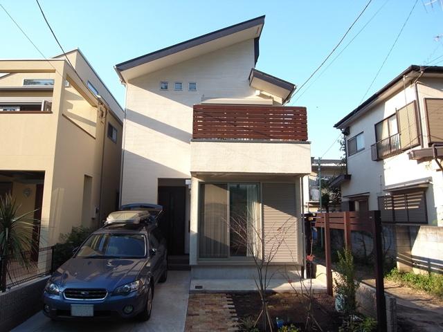 施工事例「東大泉のそよ風HOUSE」|新宿区工務店大栄工業で建てた家
