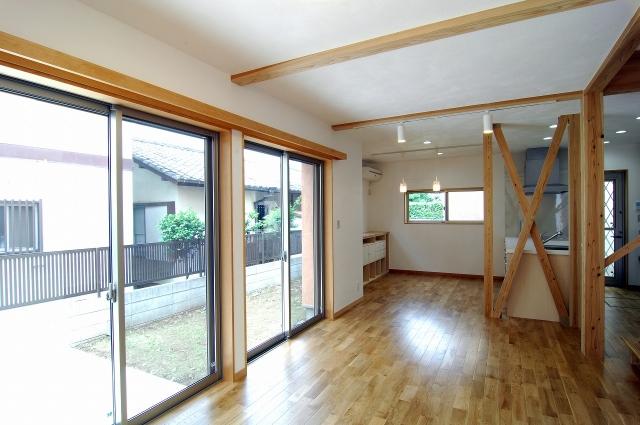 木造建築のこだわり|新宿の工務店大栄工業で建てた木の家