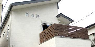 バルコニーを楽しむ|新宿の工務店大栄工業の注文住宅