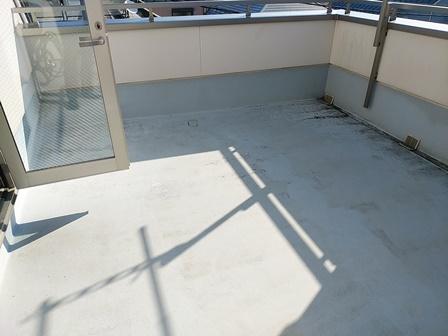 屋上防水のメンテナンス