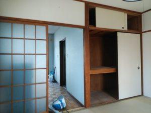 杉並区和田 アパート改装工事